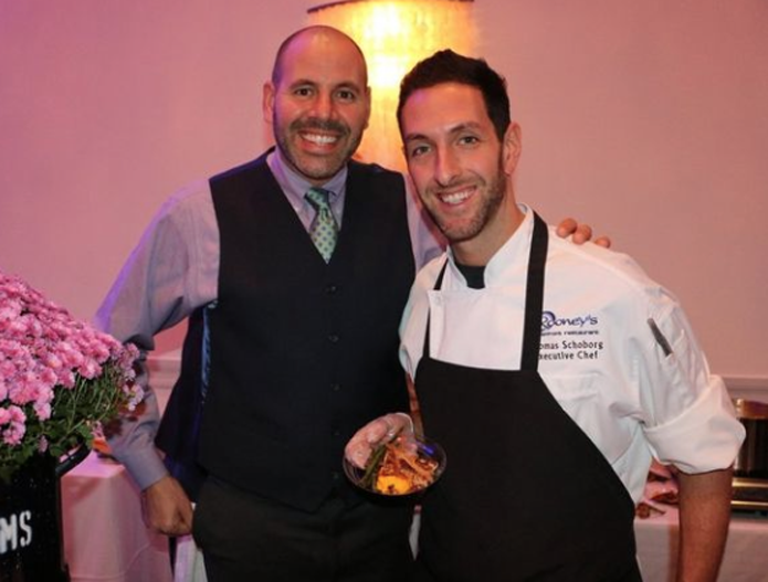 Long Branch Chef's Challenge serves up heated, but tasty competition
